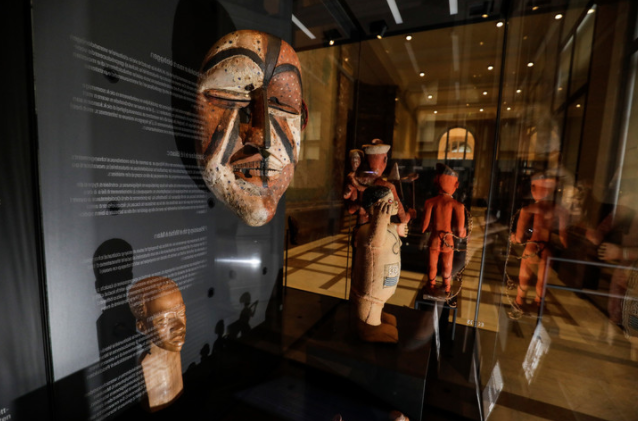 Restitution of Africa's Cultural Assets