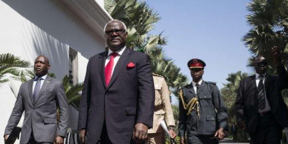 L'ancien président Ernest Bai Koroma