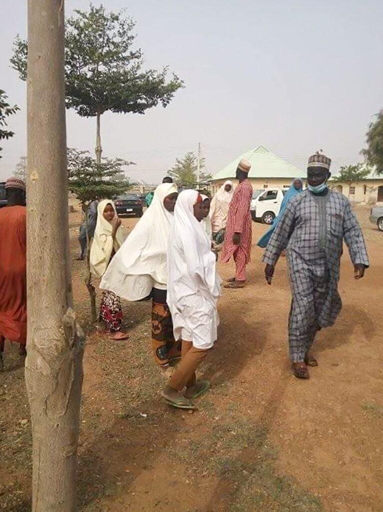 300 écolières kidnappées dans le nord-ouest du Nigeria
