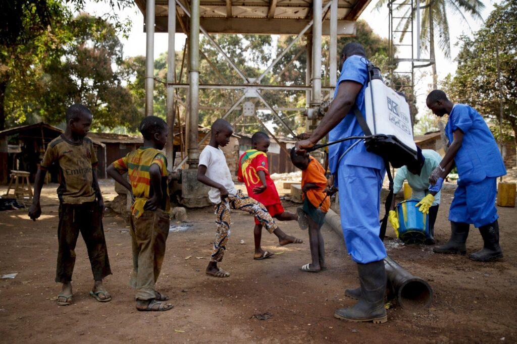 vaccination contre le virus ebola