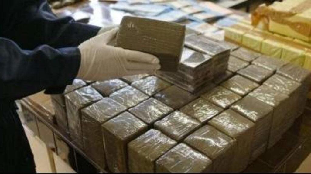 saisie record de cocaine en cote d'ivoire