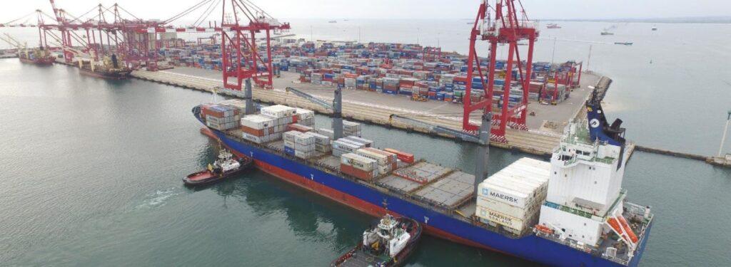 port-pointe-noire-congo - 500 tonnes d'armes