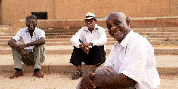 Les cinéphiles soudanais
